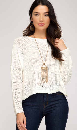 Day To Day Sweater- SS2626