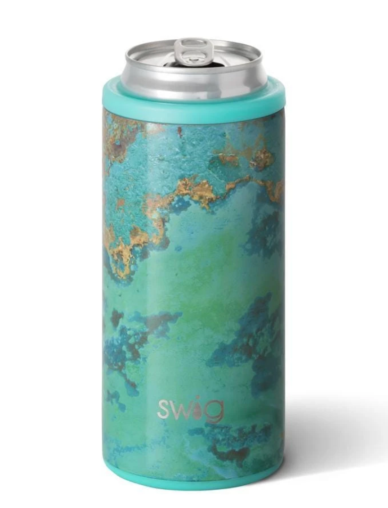 12oz Skinny Can Cooler- S102-ISC