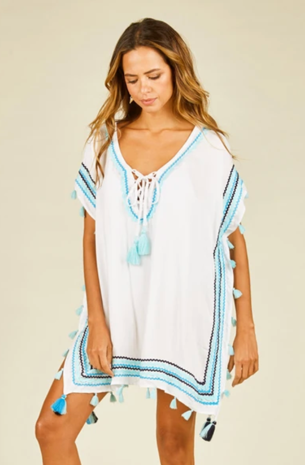 Bohemian Summer Cover-up