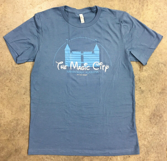 Fow Wow The Magic City Tee