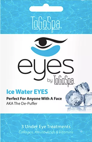 To Go Spa Eye Masks