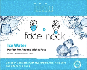 To Go Spa Face And Neck Masks