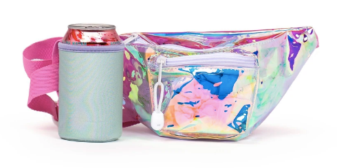 Southern Shirt Company Front Row Fanny Pack- Unicorn