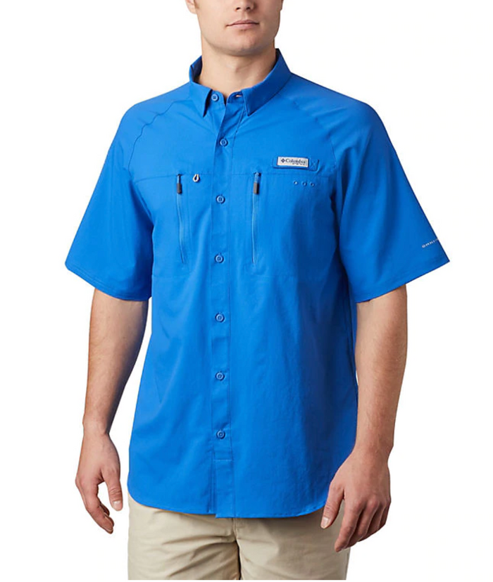 Columbia Terminal Tackle S/S Woven Shirt