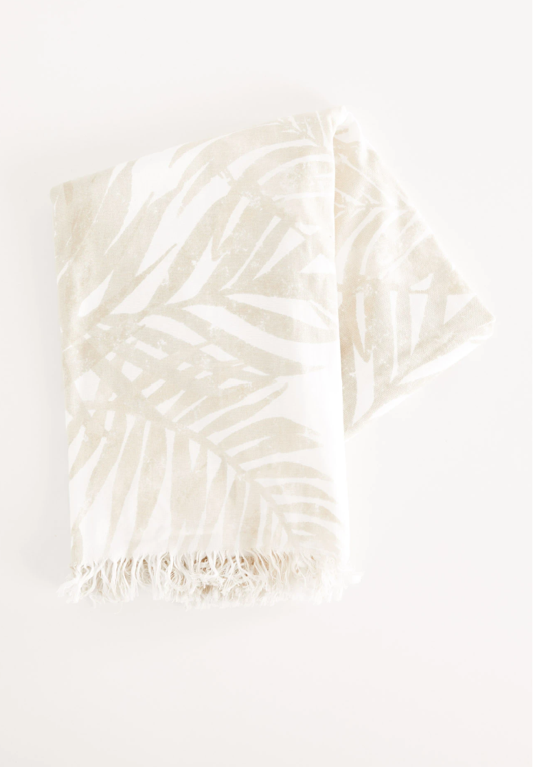 Z Supply Bonita Palm Beach Towel
