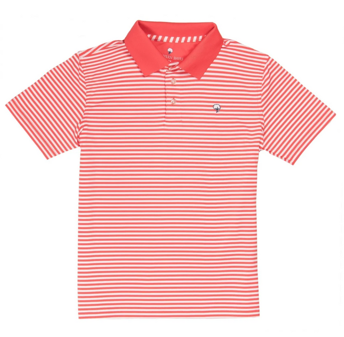 Southern Shirt Youth Peabody Stripe Polo