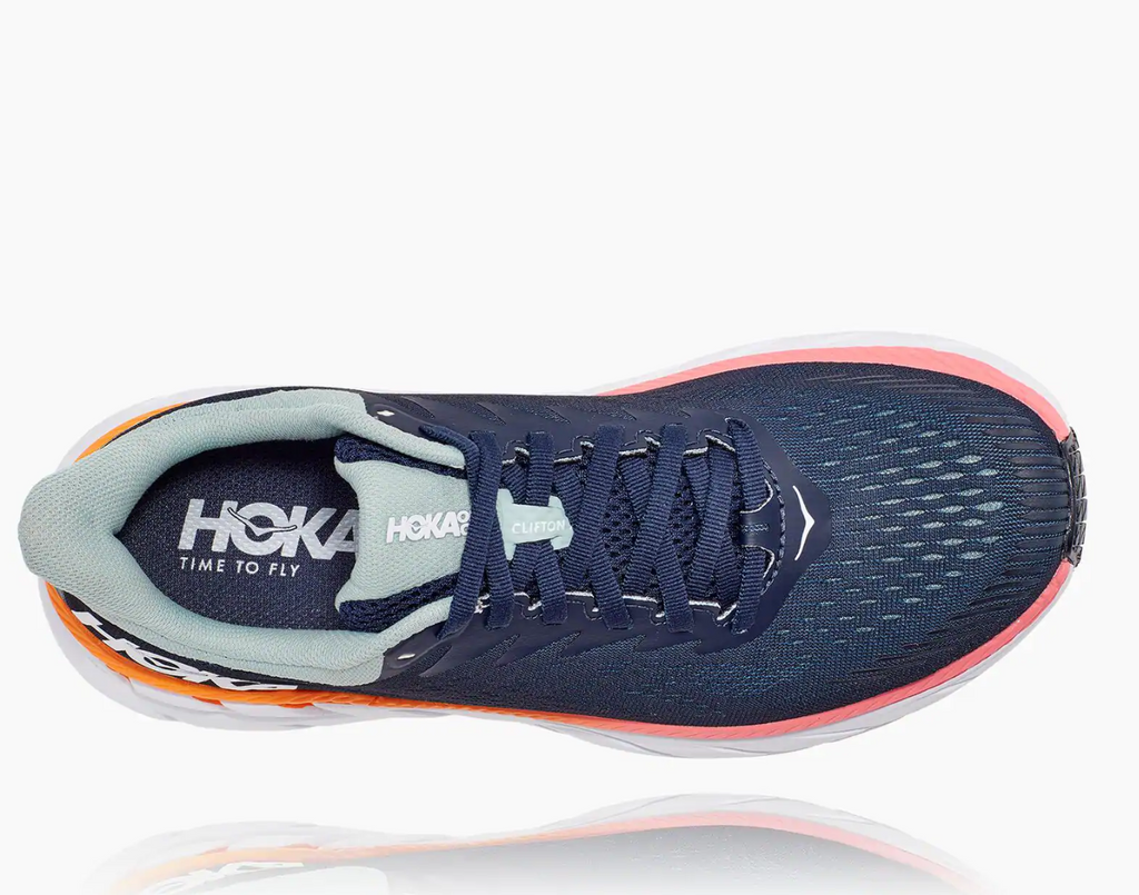 Hoka Women's Clifton 7 Tennis Shoe