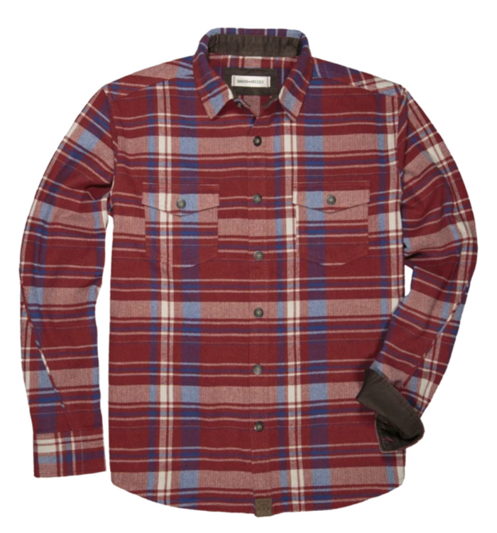 Dakota Grizzly Turner Button Down