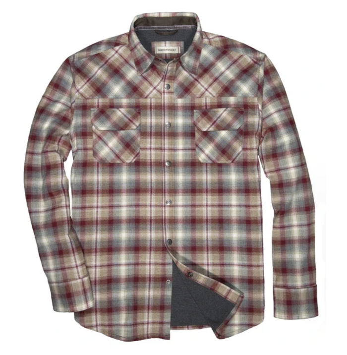 Dakota Grizzly Gibson Button Down