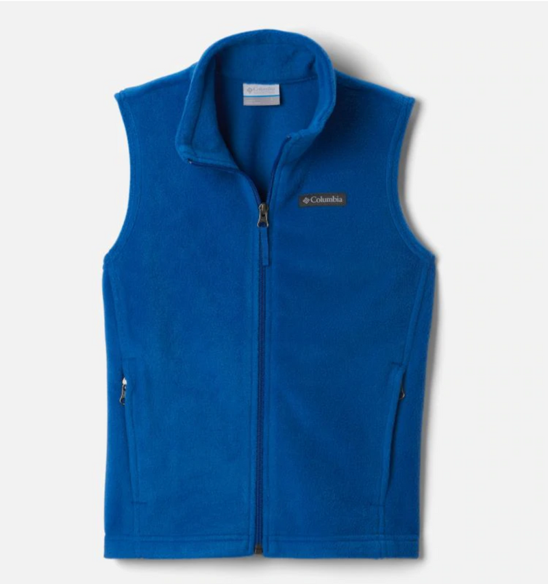 Columbia Youth Steens Mountain Fleece Vest