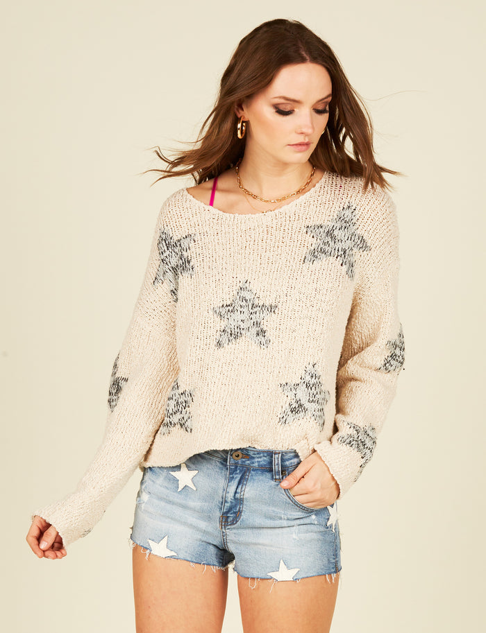 Summer Nights Sweater- CC7573