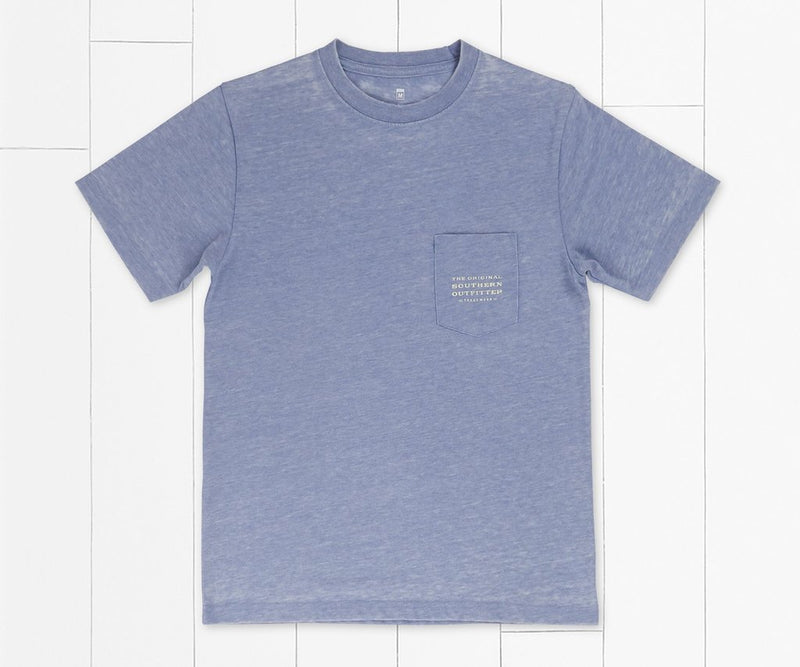 Southern Marsh Youth Deep Bass Short Sleeve Tee