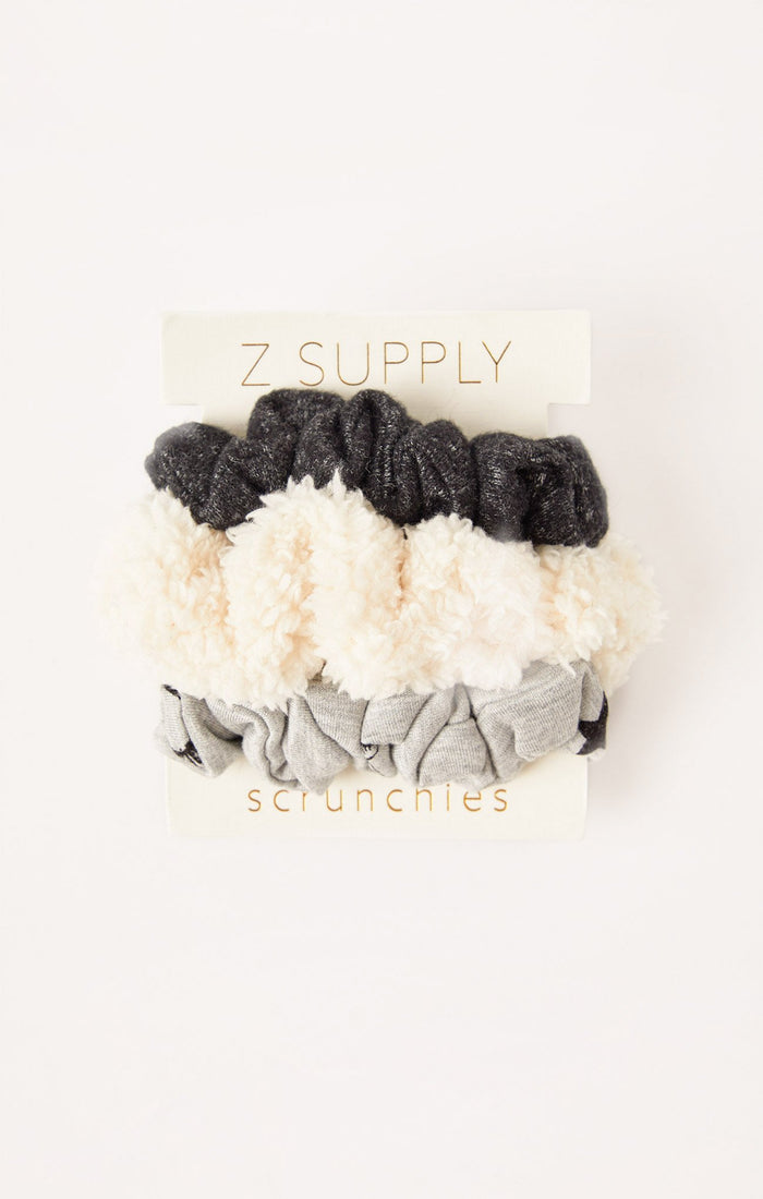 Z Supply Cozy Star Scrunchies