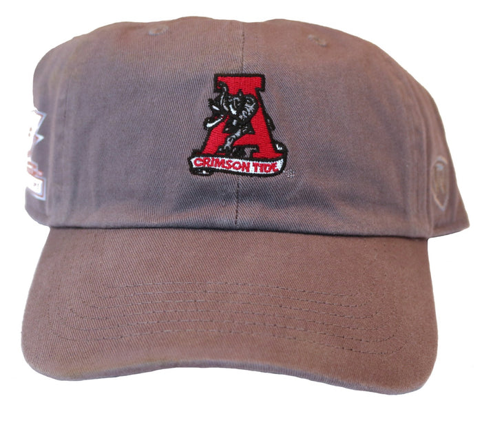 Alabama Vault National Champions Hat- Grey