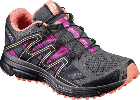 Women's Salomon X Mission 3- Magnet/Black/Rose