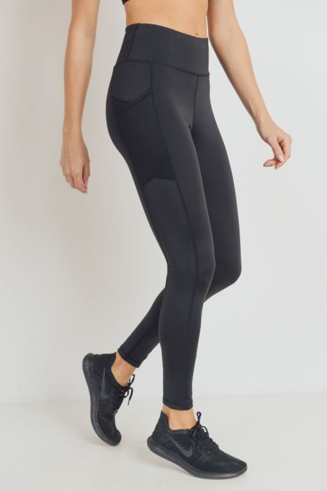 Running Towards the Weekend Legging