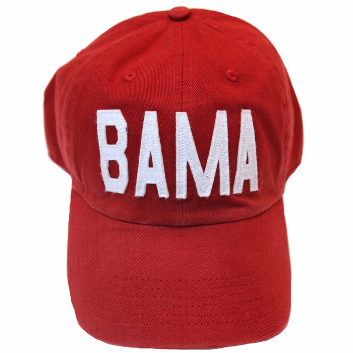 Bama Hat - Crimson