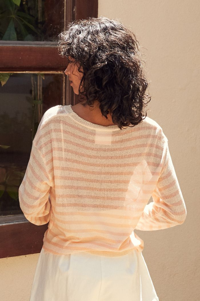 Melody of Summer Sweater