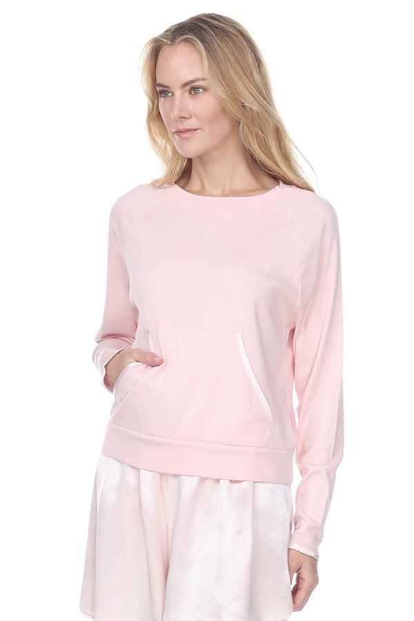 Pj Harlow Becca Long Sleeve Sweatshirt