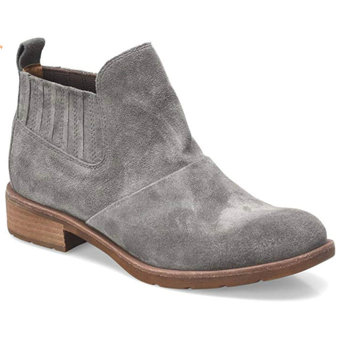 Sofft Bellis- Steel Grey Suede