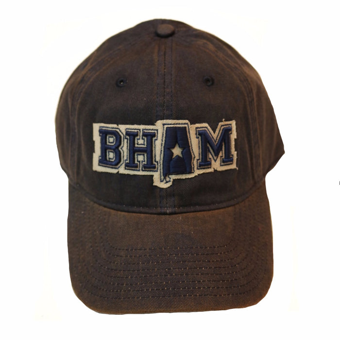 Southern Fried Creative BHAM Hat- Navy