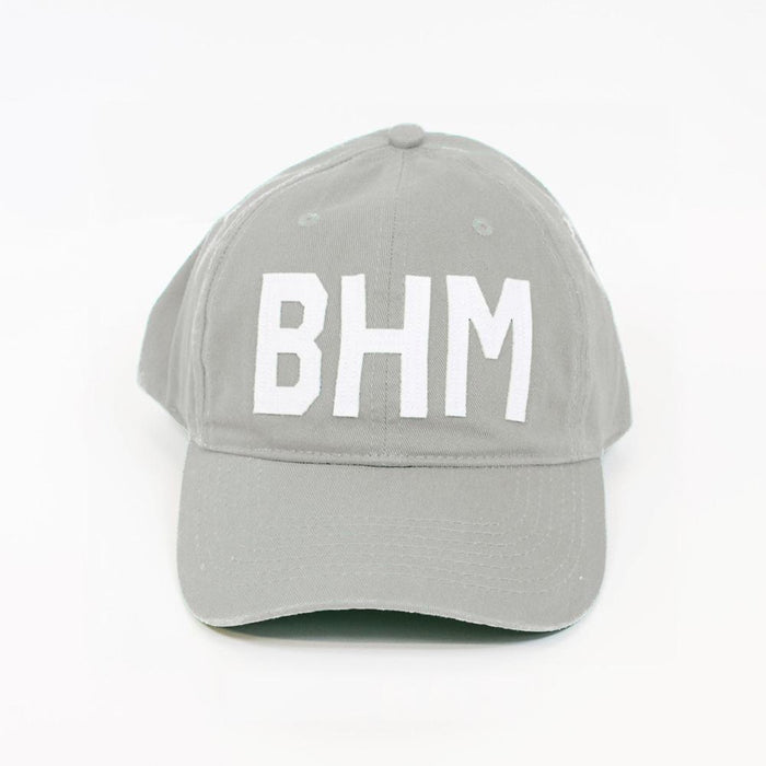 Aviate BHM Hat- Grey