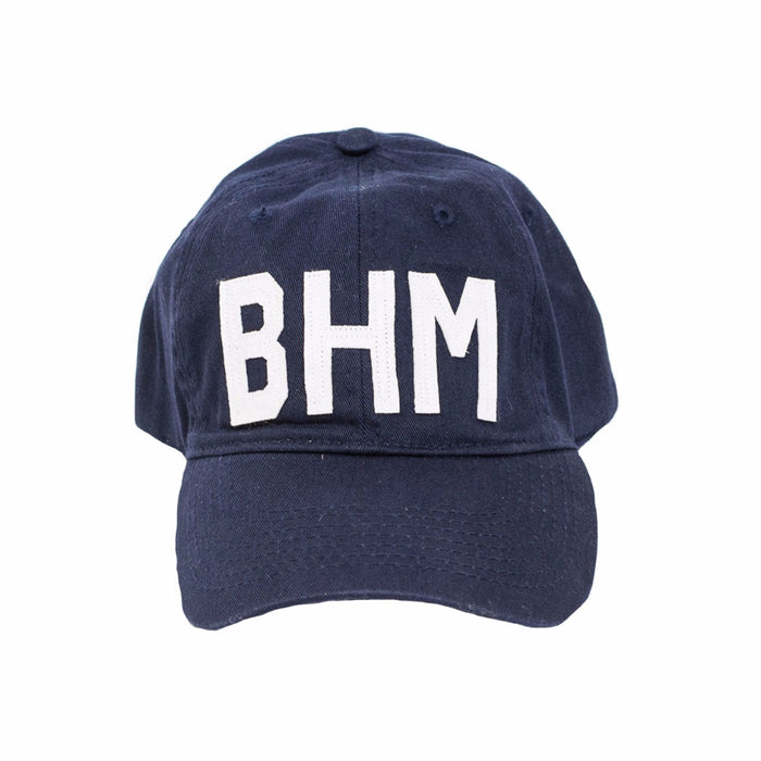 Aviate BHM Hat- Navy
