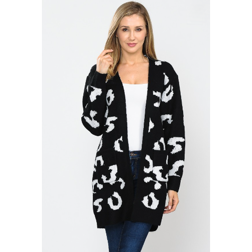 All Or Nothing Cardigan- isc004