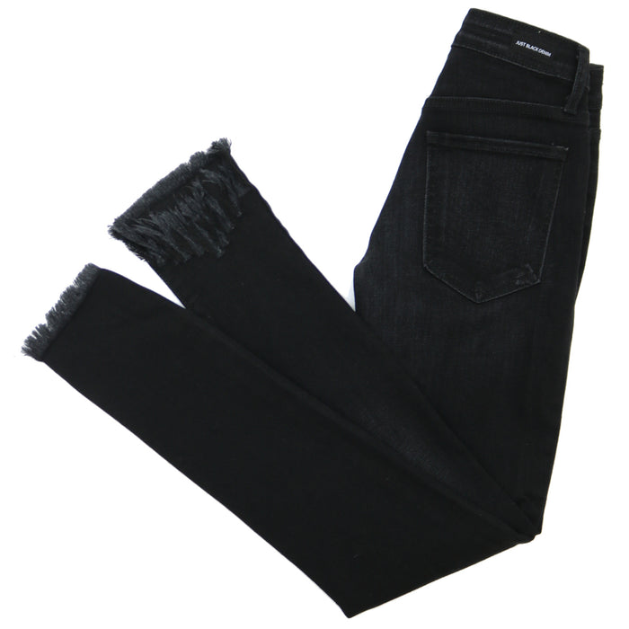 Just Black Skinny Jean- Washed Black- BP267J-WAS