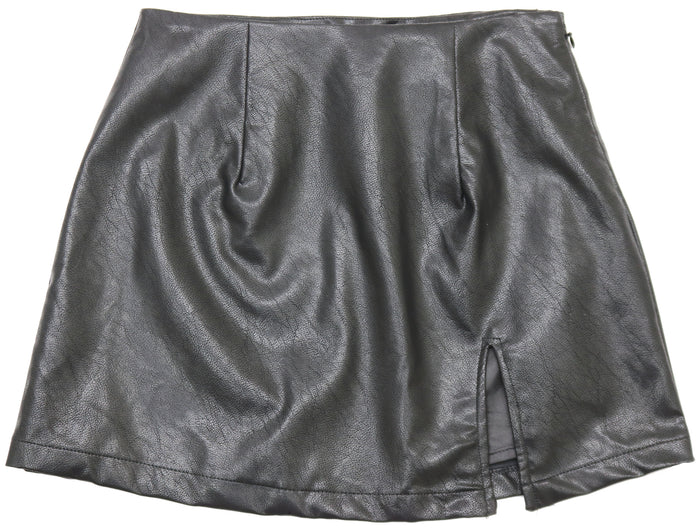 Living In Leather Skirt- 79-245LSH