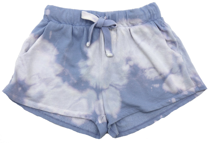 Blue Skies Tie Dye Shorts