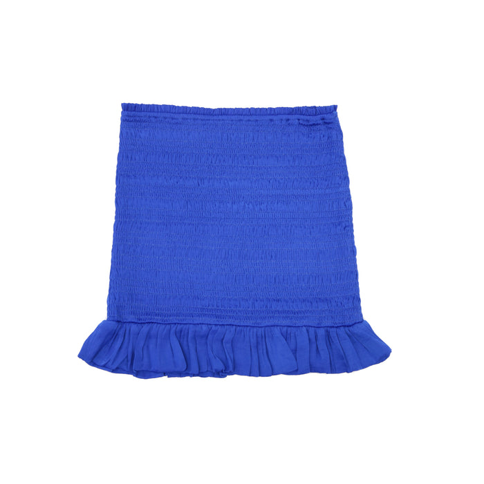 Endless Summer Skirt -Capri Blue -SS114010-CAP