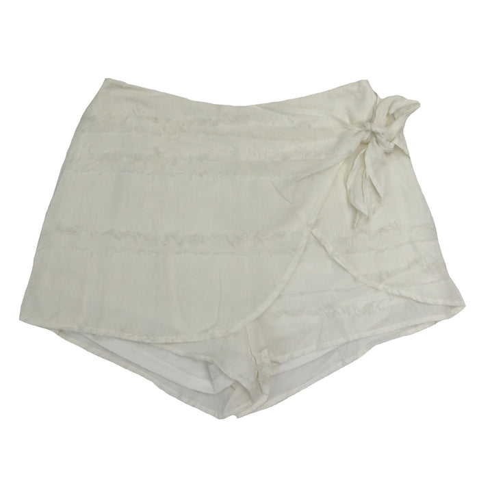 Hopeless Romantic Skort- CP-9782-1/WHITE