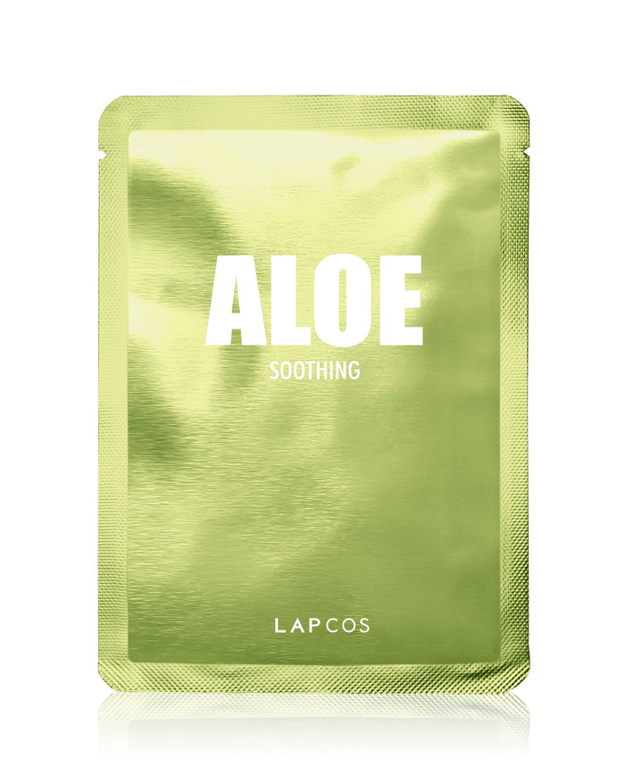 Lapcos Face Mask- Aloe