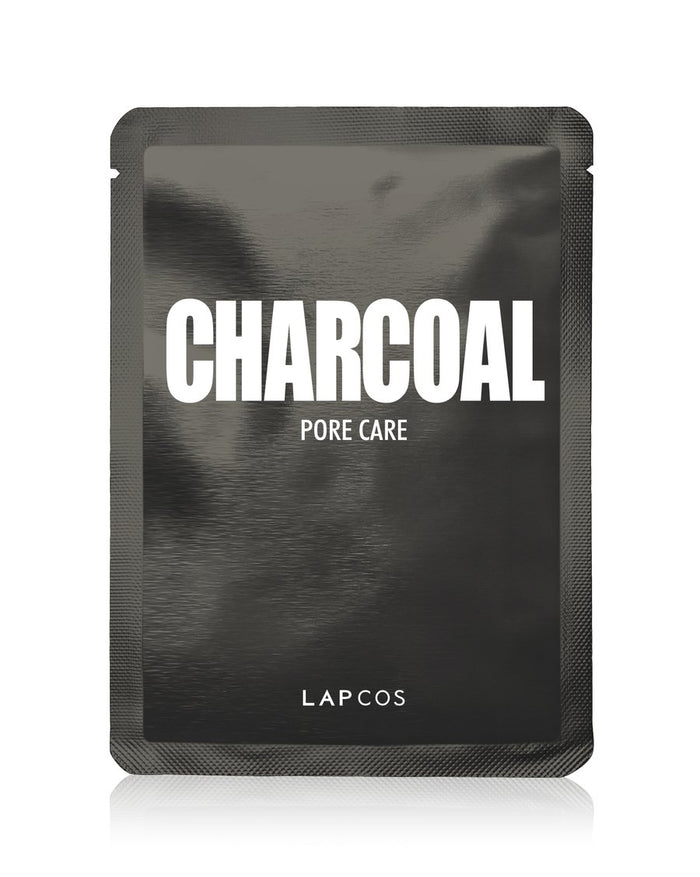 Lapcos Face Mask - Charcoal