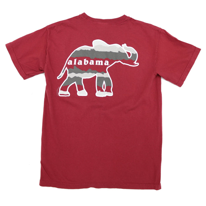 Alabama Elephant Tee - 57256030-CHI