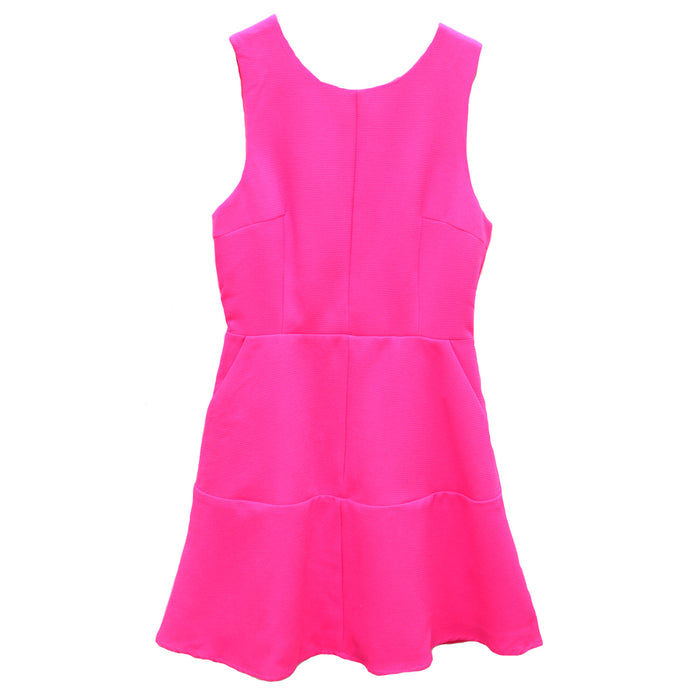 Miss You Already Dress- Hot Pink- GY0243-HOT