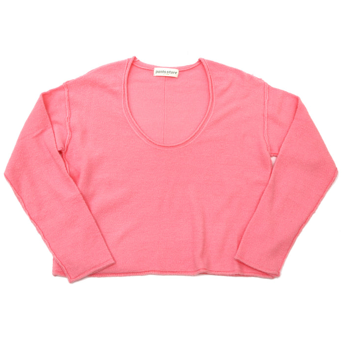 Neon Nights Sweater- Pink- CS-10351
