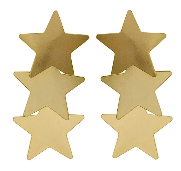 Sheila Fajl Orion Star Earrings- BRW3792