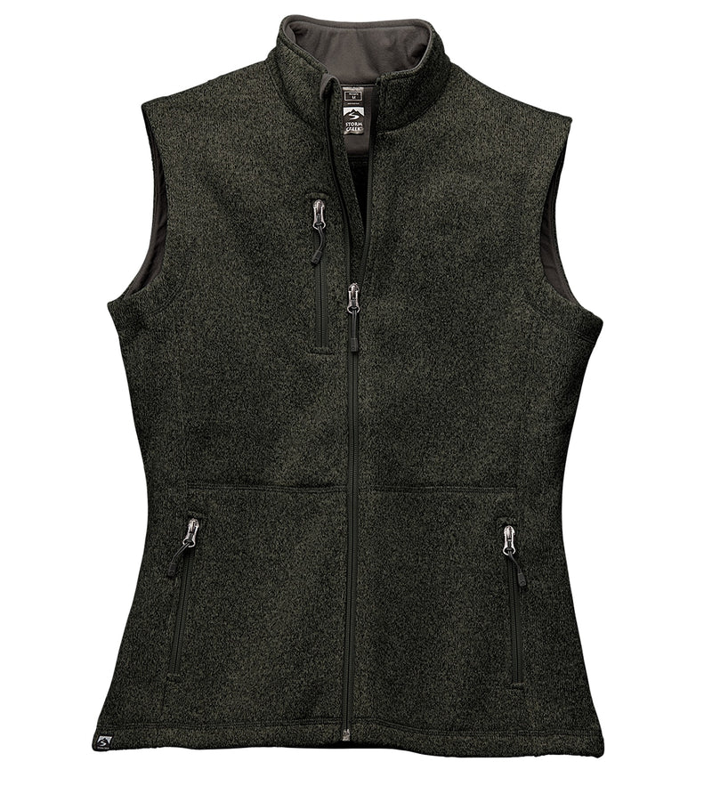 Storm Creek Christa Sweaterfleece Vest