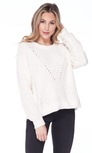 On The Nice List Sweater- 9052