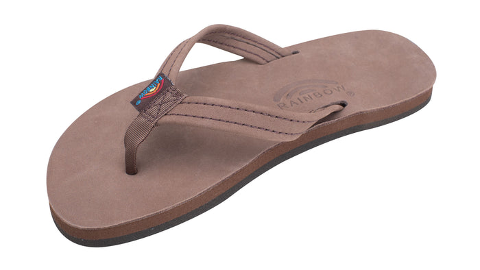 Youth Rainbow Single Layer Thin Strap Sandal