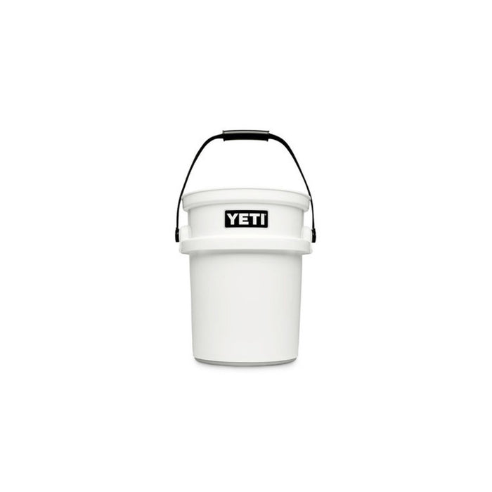 Yeti Coolers Loadout 5 Gallon Bucket- White