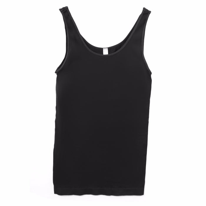 Widestrap Layering Tank- Black