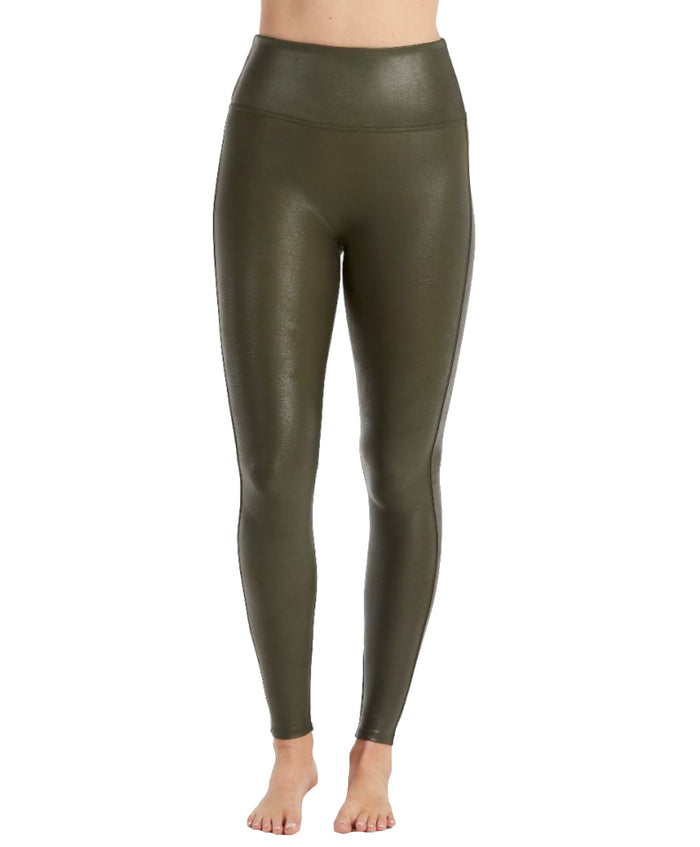 Spanx Faux Leather Legging- 2437-RCHOL