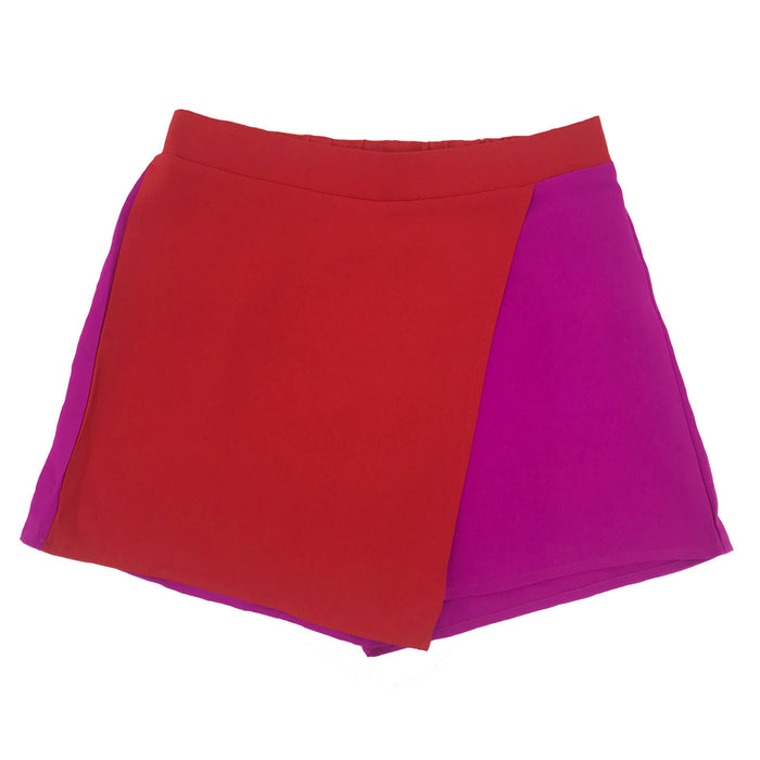 Happiness In Between Skort- CP8917-MAG