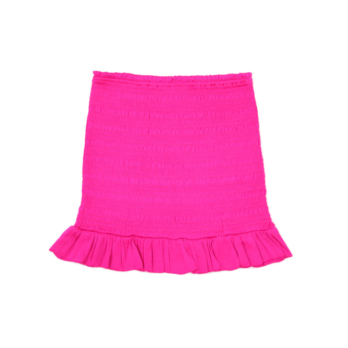 Endless Summer Skirt -Hot Pink- SS114010-HOT