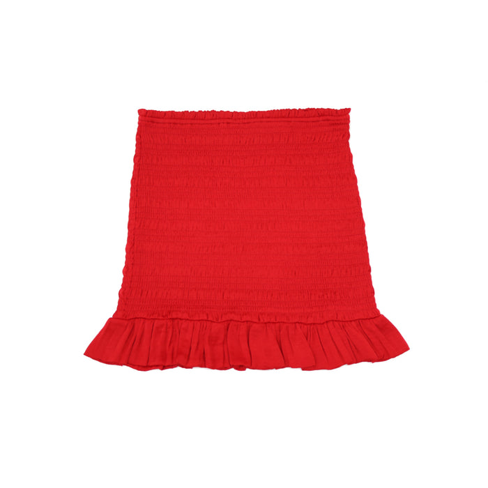 Endless Summer Skirt -SS114010-RED