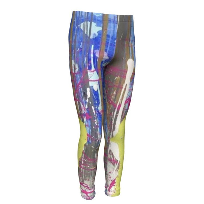 Girl's Rep Active Leggings