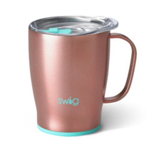 Swig Coffee Mug 18oz- Rose Gold S101-C18-RS